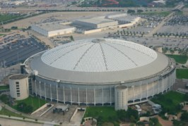 Private Funds Being Raised to Power Wash Houston Astrodome