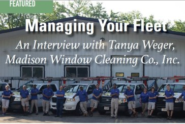 5 Keys for Managing Your Fleet: An Interview with Tanya Weger, Madison Window Cleaning